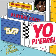 "Pi'erre Bourne & Playboi Carti Come Out Here For ""Yo Pi'erre!"""