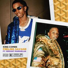 "King Combs & Smookey Margielaa Are ""Feeling Savage"" On Their New Collab"