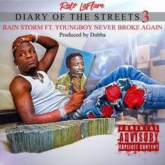 """Ralo Enlists YoungBoy Never Broke Again For New Single """"Rain Storm"""""""