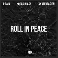"""T-Pain Pays Homage To Kodak Black On Remix To """"Roll In Peace"""""""