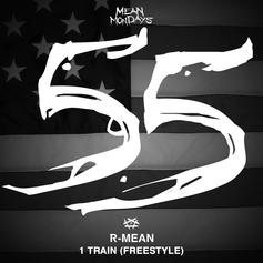 """R-Mean Tackles A$AP Rocky's """"1Train"""" For His Latest Freestyle"""