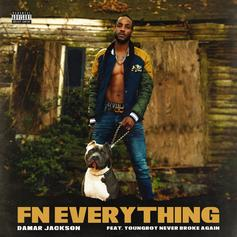 "Youngboy Never Broke Again Joins Damar Jackson On ""Fn Everything"""