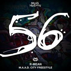 "R-Mean Freestyles Over Kendrick Lamar's ""m.A.A.d city"" On New Song"