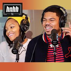 Taylor Bennett & Bianca Shaw Go Back To Back During Latest HNHH Freestyle Session