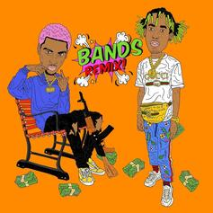 "Rich The Kid Hops On Comethazine's ""Bands"" For The Remix"