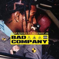 """A$AP Rocky Recruits Blocboy JB For """"Bad Company"""""""