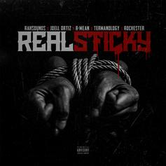 """Joell Ortiz, R-Mean, & Termanology Share Life Stories Over The RAH Sounds Produced """"Real Sticky"""""""