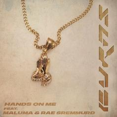 "Rae Sremmurd Link With BURNS & Maluma For ""Hands On Me"""