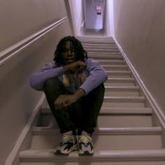"""Lucki Spits Bars In The Latest """"Stairwell"""" Freestyle"""