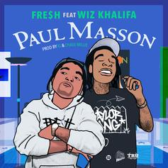 "Fre$h & Wiz Khalifa Link Up On ""Paul Masson"""
