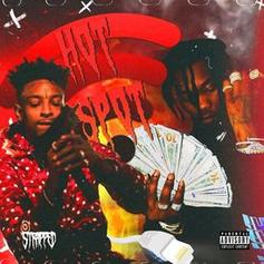 "Offset & 21 Savage Connect Like A ""Hot Spot"" In New Track"