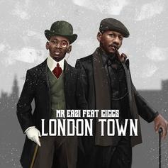 """Giggs Joins Mr. Eazi On """"London Town"""""""