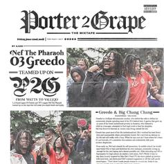 """Nef The Pharaoh & 03 Greedo Announce Joint Mixtape With """"Ball Out"""""""