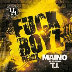 "T.I. Jumps On The Remix To Maino's ""Fuck Boyz"""