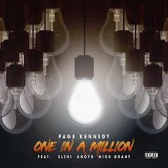 "Page Kennedy Links With ANoyd, ELZHi & Nick Grant For ""One In A Million"""