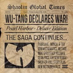 "Wu-Tang Clan Taps Pharoahe Monch & Tek On ""Pearl Harbor (Remix)"""