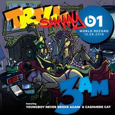 """Trill Sammy Links With Youngboy NBA & Cashmere Cat For """"3AM"""""""