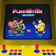 "KYLE Grabs Logic For The ""Playinwitme (Remix)"""