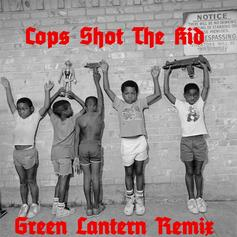 "DJ Green Lantern Flips Nas & Kanye West's ""Cops Shot The Kid"" For New Remix"