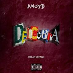 """Anoyd Is Back With His New Track """"DelCobra"""""""