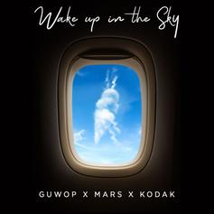 "Gucci Mane, Bruno Mars & Kodak Black Team Up For New Song ""Wake Up In The Sky"""