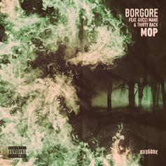 "Gucci Mane & Thirty Rack Link Up With Borgore On ""MOP"""
