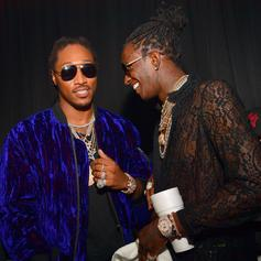 """Young Thug & Future's """"Whole Lotta Racks"""" Full Song Finally Arrives"""