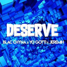 "Blac Chyna Releases Debut Single ""Deserve"" With Yo Gotti & Jeremih"