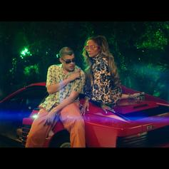 "Bad Bunny Is Blessed With Jennifer Lopez's Presence In ""Te Guste"""