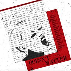 "Ronny J Gets Up Close & Personal On ""Doesn't Matter"""