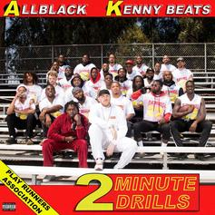 "ALLBLACK & Kenny Beats Join Forces On New Project ""2 Minute Drills"""