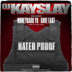 "DJ Kay Slay Grabs Moneybagg Yo, Dave East, & Meet Sims For ""Hater Proof"""