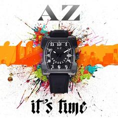 "AZ Goes In On Classic Kool G Rap For ""It's Time"""