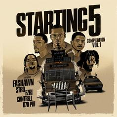 """Mass Appeal Records Drops Off """"Starting 5, Vol .1"""" EP Feat. Nas, Fashawn & More"""