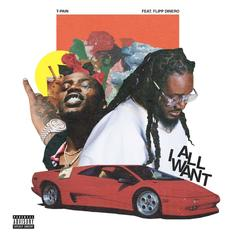 "T-Pain Releases New Single ""All I Want"" With Flipp Dinero"