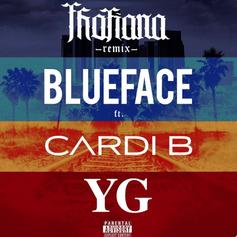 "Blueface Drops Official ""Thotiana Remix"" With Cardi B & YG"