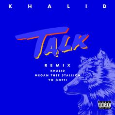 "Khalid Taps Yo Gotti & Megan Thee Stallion For His ""Talk"" Remix"