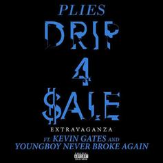 """Plies Links With Kevin Gates & NBA YoungBoy For """"Drip 4 Sale Extravaganza"""" Remix"""