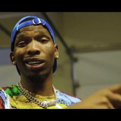 "BlocBoy JB Drops Off ""Don't Be Mad"""