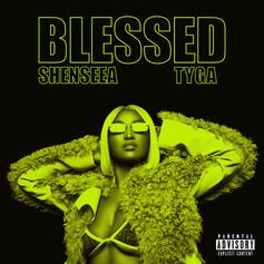 """Tyga Links Up With Shenseea For Her New Banger """"Blessed"""""""