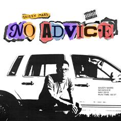 """Skizzy Mars Delivers His New Song """"No Advice"""""""