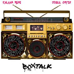 "Joell Ortiz & Salaam Remi Drop Off Joint EP ""BoxTalk"""