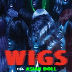 "A$AP Ferg & Asian Doll Pick Another Round Of ""Wigs"" Off The Floor"