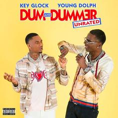 "Young Dolph & Key Glock Are ""Dum And Dummer"" On New Project"