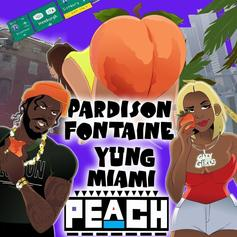 """Pardison Fontaine Taps Yung Miami For New """"Peach"""" Single"""