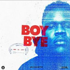 "BROCKHAMPTON Readies ""Ginger"" Project With Another Single Titled ""Boy Bye"""