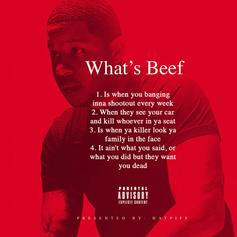 "Vado Takes On Notorious B.I.G.'s ""What's Beef"" For His Latest Freestyle"