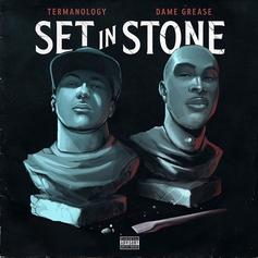 "Termanology & Dame Grease Link Up For Star-Studded ""Set In Stone"" Project"