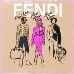 "PnB Rock Calls On Nicki Minaj & Murda Beatz For ""Fendi"" Single"
