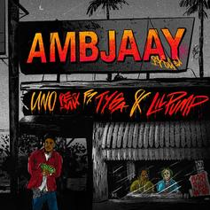 """Tyga & Lil Pump Join Ambjaay For The """"Uno"""" Remix"""